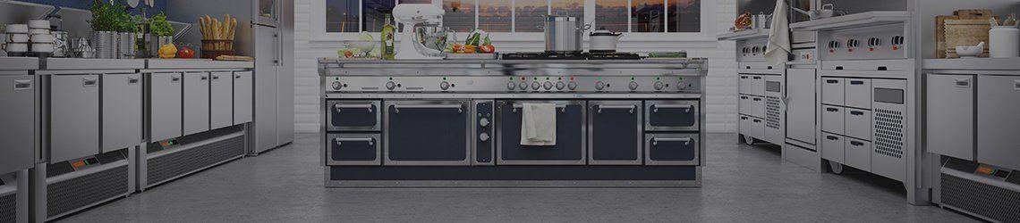 65 cm diepe kooklijn