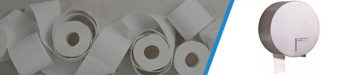 Toiletpapierdispeners