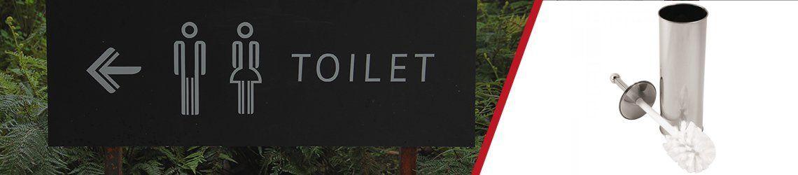 Toiletborstelhouders