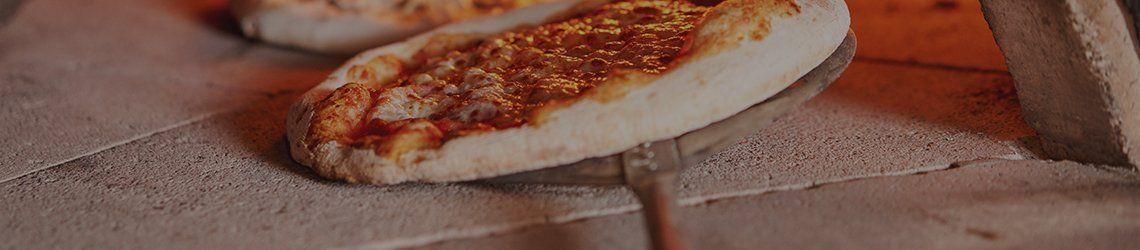 Pizza scheppen