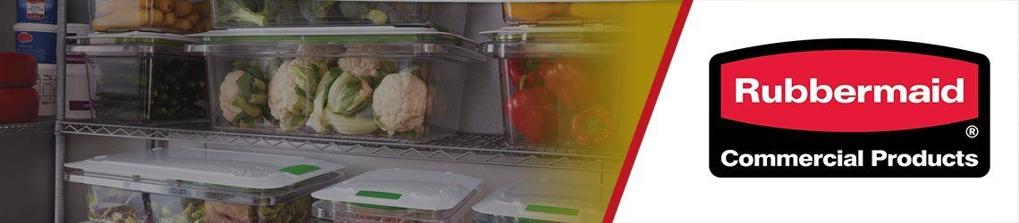 Rubbermaid Voedselcontainers