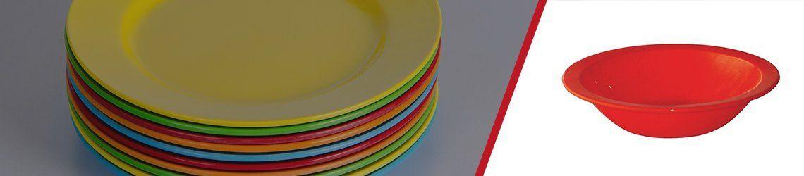 Polycarbonaat borden