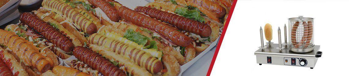Hotdog machines