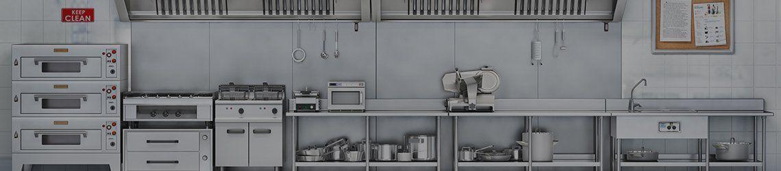 Horeca keukenapparatuur