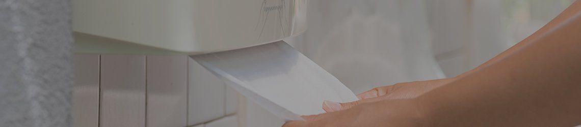 Papier dispensers