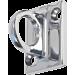 Wandhaak Securit, Chroom tbv Classic afzetpalen