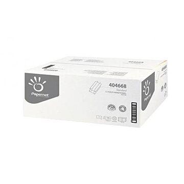Handdoek Papernet c-gev. 1lgs naturel rec. 24,5x33cm, 20x182 vel