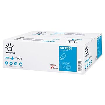 Handdoek Papernet interf. DryTech 2lgs TAD 24x20,3cm, 20x130 vel