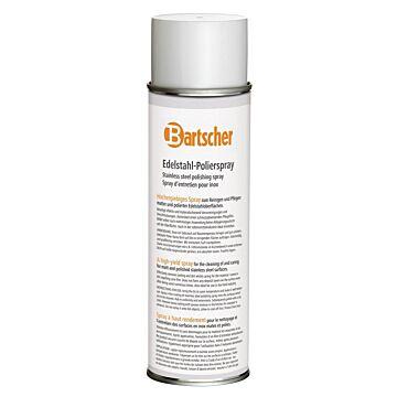 Bartscher RVS poleerspray, om uw RVS schoon te maken.