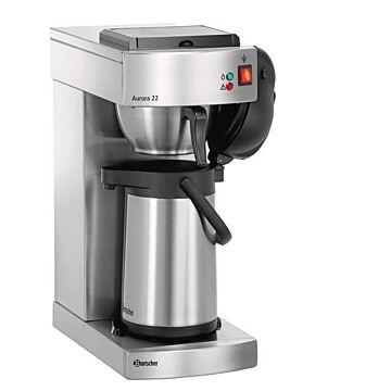 """Koffiemachine """"Aurora 22"""" Bartscher, 24,5x42x56(h)cm"""