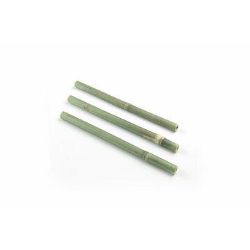 Drinkrietje bamboe Ø 10 mm / 18cm, 12x25 per doos