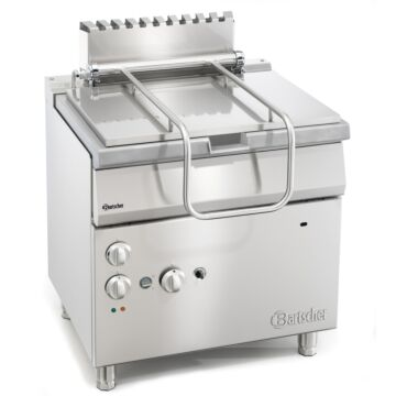 Bartscher Gas kantelbare braadpan, 80x70x85-90cm, 12.5kw