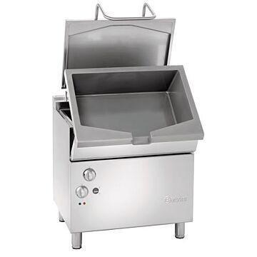 Bartscher Elektrische kantelbare braadpan, 80x70x85-90cm, 10.25kw