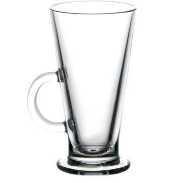 Theeglas (gehard) 263 ml, doos van 12 stuks
