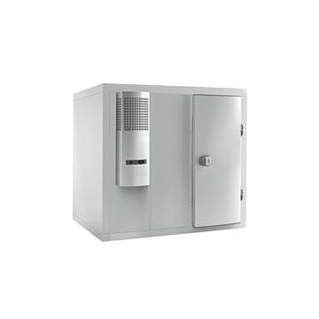 Koelcel Mercatus met Monoblock koelmotor, 140x110x140(H)cm, 230V/850W