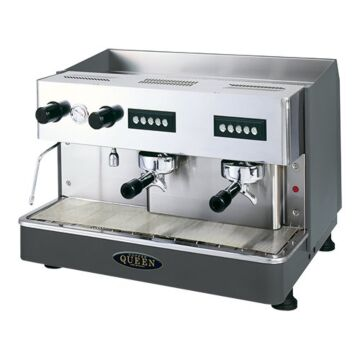 Espressomachine 2-groeps, H69 x B58 x L68, 230V / 2900W