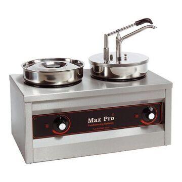 hot dispenser MAXPRO II, 2x 4,5 liter, 43cm hoog, 230V / 330W