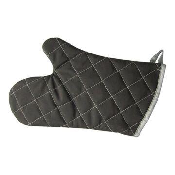 Veiligheidswanten 25cm Zwart, HVS-Select