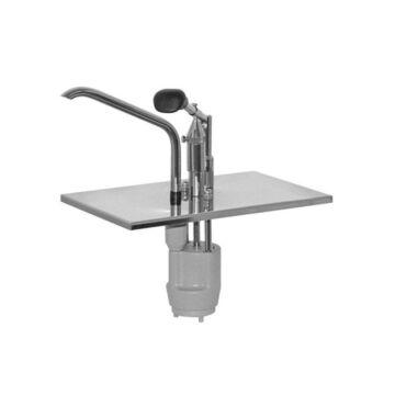 Sauspomp dispenser 1/4Gn.Max 150mm Diep, HVS-Select