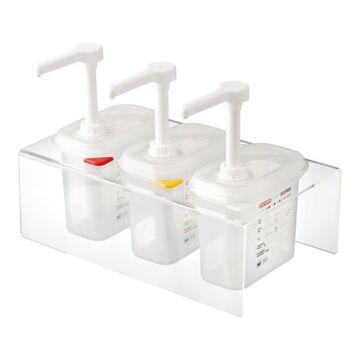 Dispenser Unit 3X1/9Gn Set, Araven