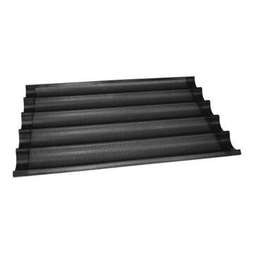 Stokbroodrooster 60X40 Teflon, HVS-Select