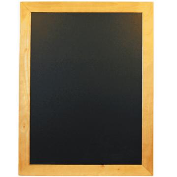 Wandkrijtbord Securit, Teak, 70x50cm