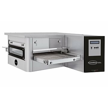 Lopende Band Oven 400, Combisteel, 142,5(b)x98,5(d)x45(h), 400V/7,8kW