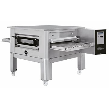 Lopende Band Oven 500, Combisteel, 186(b)x121(d)x50(h), 400V/14,2kW