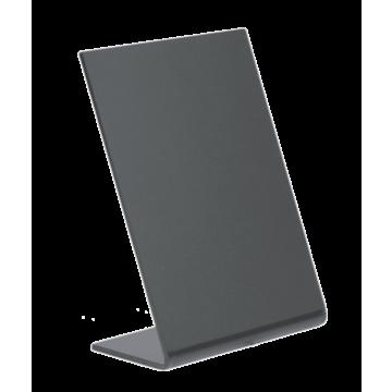 Tafelkrijtbord Securit, Acryl Zwart A7 (set van 5)