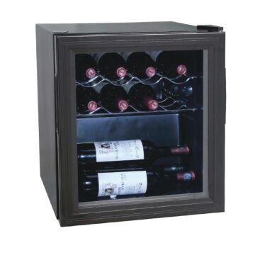 Wijnkoelkast Polar, 46L/11 flessen, 43(b)x51(h)x48(d), 230V/85W
