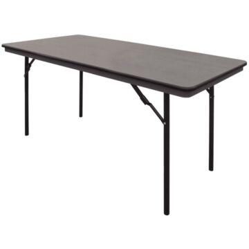 Inklapbare tafel Bolero, weerbestendig, 75(h)x152(b)x61(d)cm