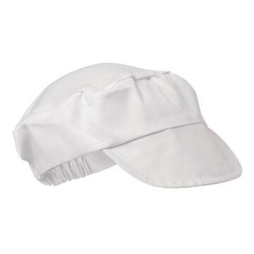 Whites Chefs Clothing bakkers cap