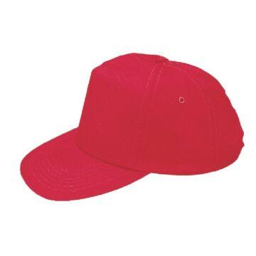 Whites Chefs Clothing Baseball Cap rood