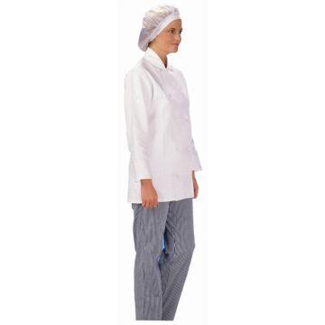 Whites Chefs Clothing damesmuts nylon