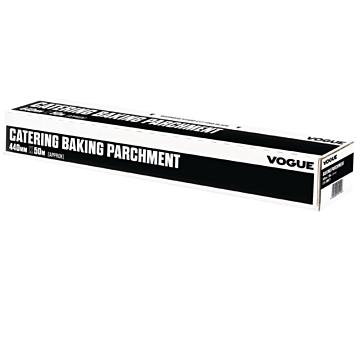 Vogue bakpapier 44cm x 50 mtr