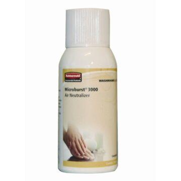 Rubbermaid Microburst luchtverfrisser navullingen 'Energizing spa' (Pack 12)