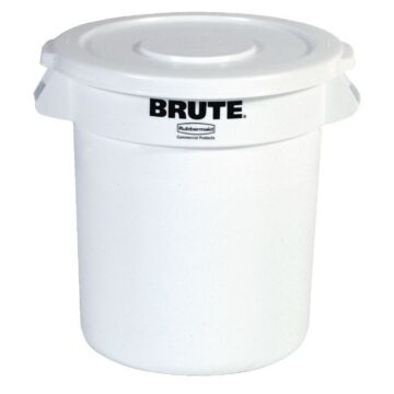 Rubbermaid container wit 76 ltr.