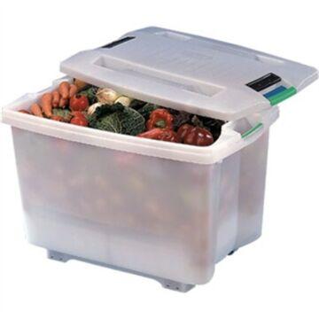 Voedselcontainer Araven, 50L, 39,5(b)x60(h)x41(d)cm