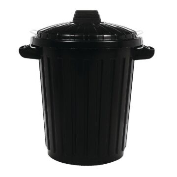 Rubbermaid afvalcontainer, 70 Ltr.