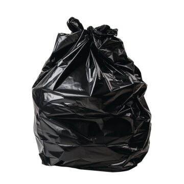 Jantex extra zware kwaliteit vuilniszakken 120ltr - 100 stuks