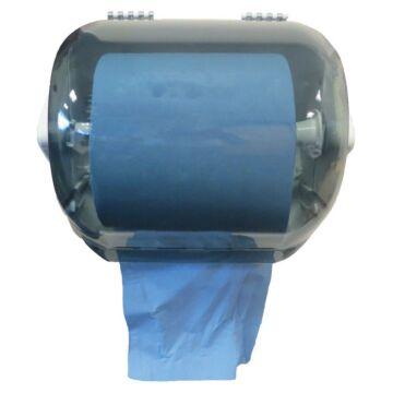 Muurdispenser Jantex, 34(h)x43,5(l)x34,5(b)cm, voor handdoekrol zie: GD301