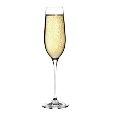 Olympia Campana champagneflute kristal 26cl, 6 stuks
