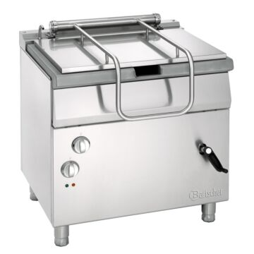 Bartscher Elektrische kantelbare braadpan, 80x70x85-90cm, 10kw