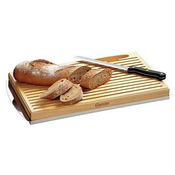 Broodsnijplank van hout Bartscher, 475(b)x260(d)x40(h)mm