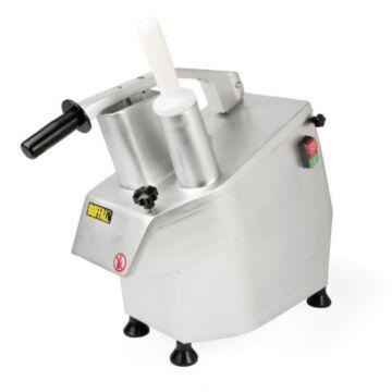 Groentesnijmachine Buffalo, 300kg/uur, 23(b)x51(h)x57(d)cm, 230V/550W