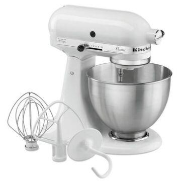 Mixer Bartscher, Kitchen Aid, wit, 4,28L, 36(b)x36(h)x22(d), 230V/275W
