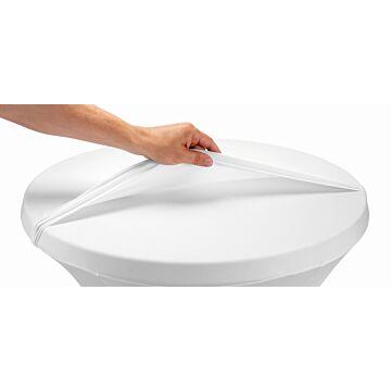 Hoes overtrek Bartscher, voor tafelblad-diameter 70cm