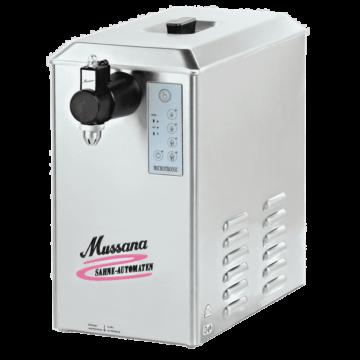Slagroommachine Mussana 6 Liter Lady