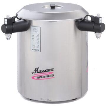 Slagroommachine Mussana 2x6 Liter Duo
