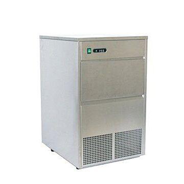 Scherfijsmachine Combisteel, 80kg/24h, 49,8(b)x60,4(d)x83,1(h), 230V/520W